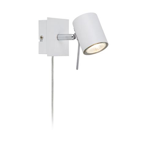 Marksløjd Hyssna væglampe LED hvid