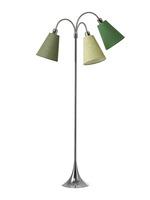 Nielsen Light Trafik gulvlampe chrom