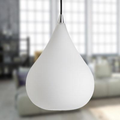 El-light Drops Ø23 pendel opal