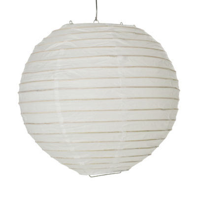Nielsen Light Rispapir lampe-skærm Ø30