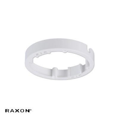 Raxon påbygningsring til LD4500 hvid