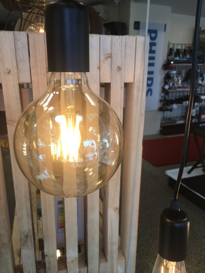 Eglo globe dekorationspære LED E27
