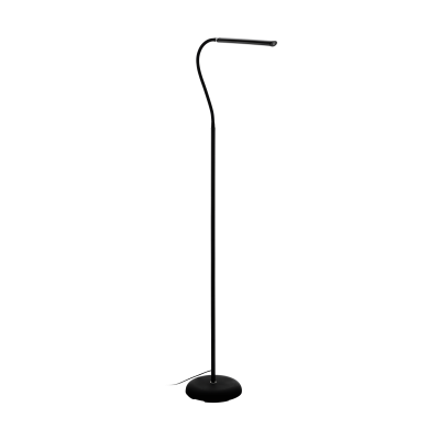 Eglo Laroa LED gulvlampe sort