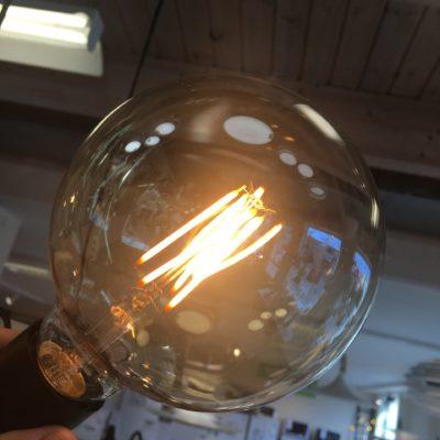 Eglo LED dekorationspærer 4w400 lm 3 trinsdæmp