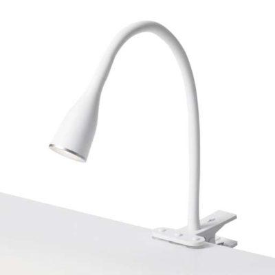 Nielsen Light Eye klemspot LED hvid