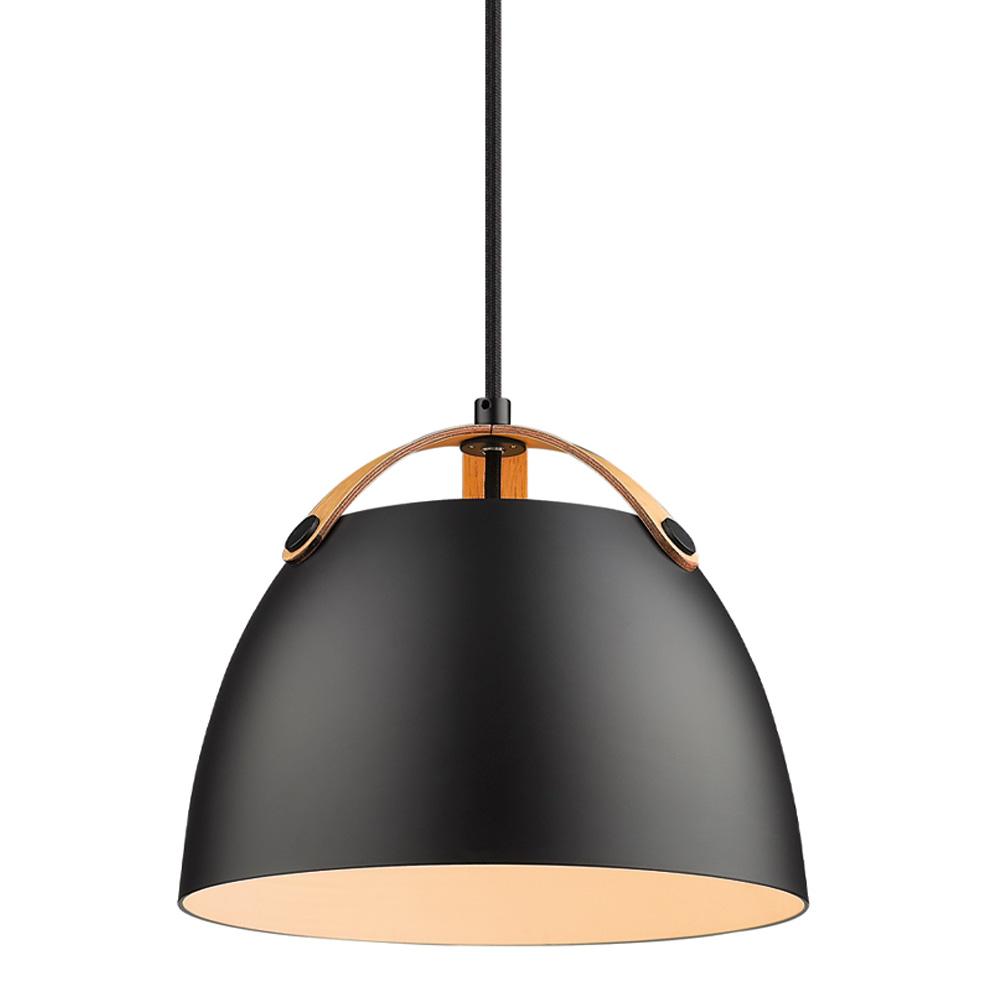Halo Design Oslo pendel sort Ø24