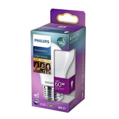 Phillips Scene Switch LED pære
