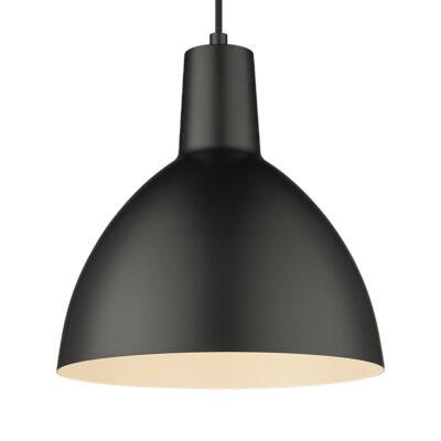 Halo Design Metropole pendel sort Ø25cm